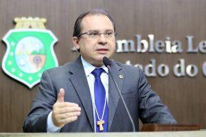 O deputado estadual repercutiu acusações de Ciro (Foto: Divulgação/ AL)