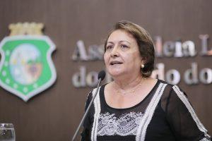 Mirian Sobreira foi secretária especial de Combate às Drogas nos primeiros anos do governo Camilo (Foto: Divulgação/AL)