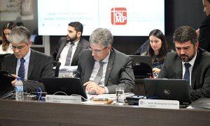 Reunião da 1ª Sessão Ordinária do Conselho Nacional do Ministério Público. (Foto: Divulgação / CNMP)