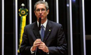 Rosso vem a Fortaleza nesta quinta em campanha para a presidência da Câmara (Foto: Divulgação / Câmara dos Deputados)