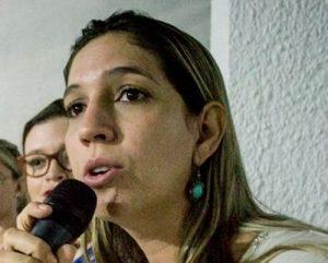 A vereadora vai presidir a comissão dos direitos humanos.