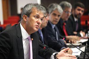 Walter Agra foi o relator do PAD que recomendou a demissão aos dois promotores (Foto: Bruno Peres/CNMP)