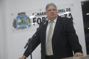 Moroni disse ser pessoalmente favorável a armar a Guarda, mas defende postura de RC (Foto: Divulgação/CMFor)