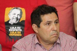 Presidente do PT diz que partido está fechado com Lula no Ceará (Foto: Rodrigo Carvalho/O POVO)