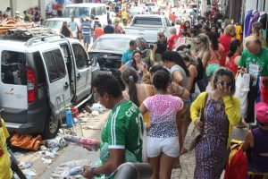 Feira da José Avelino deve ser transferida para galpão da Prefeitura em maio (Foto: Mauri Melo/O POVO)