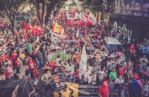 Prefeituras decretaram ponto facultativo para greve geral desta sexta (Foto: Divulgação/Fetamce)