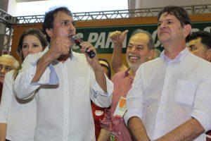 Camilo Santana afirma que todas as suas doações foram legais (Foto: Evilázio Bezerra/O POVO)