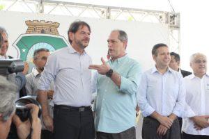 Delação contra Cid pode atrapalhar planos de Ciro (Foto: Evilázio Bezerra/O POVO)