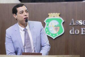 Leonardo Araújo será relator da PEC do TCM na Assembleia (Foto: Divulgação-AL-CE)
