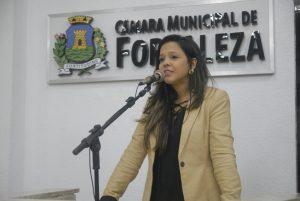 Priscila Costa defende tirar nome de Che Guevara do Cuca da Barra do Ceará (Foto: Divulgação)