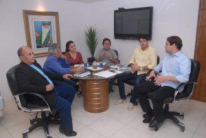 Reunião da Mesa Diretora definiu reformulação do Código de Ética (Foto: Divulgação/CMFor)