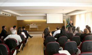 Titular da Seuma apresentou nova Lei de Uso e Ocupação do Solo ao MP (Foto: Divulgação)