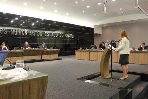 """Pedido de retratação foi feito após procuradora chamar deputados de """"moleques"""" (Foto: Divulgação)"""