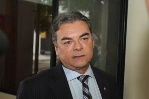 Promotor Ricardo Rocha pediu dados bancários da Prefeitura para investigação envolvendo ex-prefeito (Foto: Mauri Melo/O POVO)