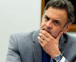 Decisão do Senado manteve Aécio Neves no Senado (Marcelo Camargo/Agência Brasil)