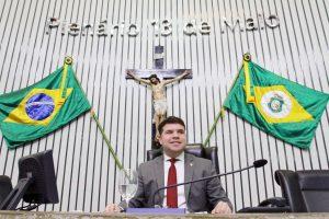 Bruno Pedrosa destaca importância da presença da Bíblia cristã no ambiente escolar (Foto: Divulgação)