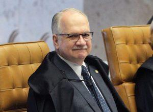 Lobby anti-TCM tomará toda a manhã de Edson Fachin (Carlos Moura/SCO/STF)