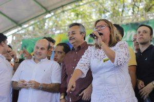 Toinha Rocha deixou oposição e acabou se aproximando do prefeito (Foto: Banco de Dados/O POVO)