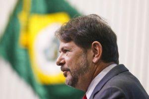 """Cid disse que Camilo """"se sentiu na obrigação"""" de procurar o senador (Foto: Mateus Dantas/O POVO)"""