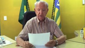 Prefeito de Paracuru Ribeiro já estava em seu 4º mandato na cidade(Foto: Reprodução)