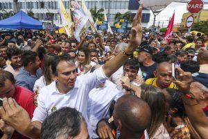 Governador Camilo Santana tenta reeleição