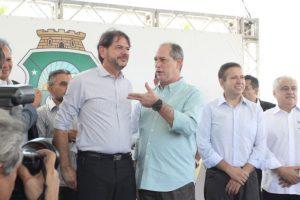Cid critica ação do PT para esvaziar candidatura de Ciro (Foto: Evilázio Bezerra/O POVO)