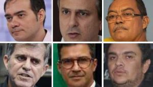 Candidatos a governador do Ceará