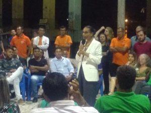 Marina trocou agenda com empresários por visita a polo de turismo ecológico (Foto: Divulgação)
