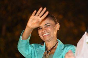 Marina Silva esteve em Fortaleza na campanha de 2014