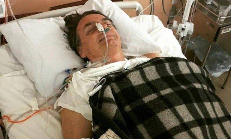 Bolsonaro na cama de hospital. Impacto no Datafolha é dúvida