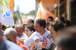 Camilo em campanha