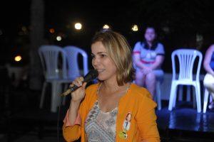 Dra. Mayra pediu que a Polícia identifique compartilhamentos criminosos de fotos íntimas (Foto: Divulgação/PSDB-CE)
