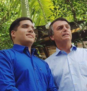 André Fernandes foi eleito em campanha ligada a Bolsonaro (Foto: Divulgação)