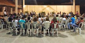 Líderes de igrejas se reuniram semana passada e aprovaram documento (Foto: Divulgação)