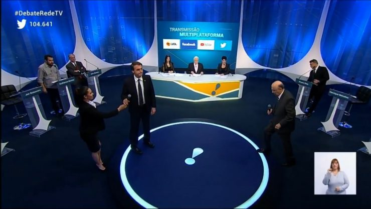 Debate da RedeTV