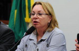 Gorete Pereira foi uma das que não conseguiu reeleição (Foto: Divulgação)