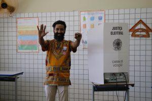 Jamieson Simões (Foto: Gustavo Simão/O POVO)