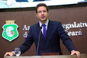 O deputado estadual Renato Roseno (Foto: Divulgação/AL-CE)
