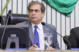 Zezinho Albuquerque é atual presidente da Assembleia (Foto: Divulgação)