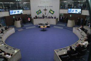 Sessão foi encerrada prematuramente por falta de deputados (Foto: Divulgação)