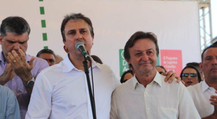 Cirilo Pimenta perdeu reeleição em Quixeramobim em 2016 (Foto: Divulgação/Idace)