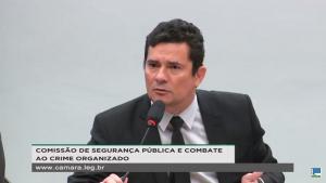 Sergio Moro disse que a ideia é expandir projeto-piloto para outras cidades do País (Foto: Reprodução)