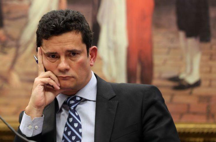 Ex-juiz Sergio Moro voltou a dizer que telefones de membros do MP foram alvo de ataque hacker