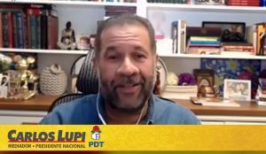 Carlos Lupi PDT