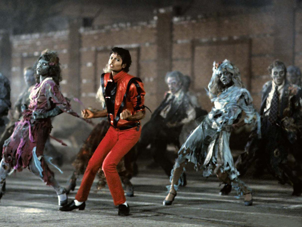 Thriller Michael Jackson Mini-filme