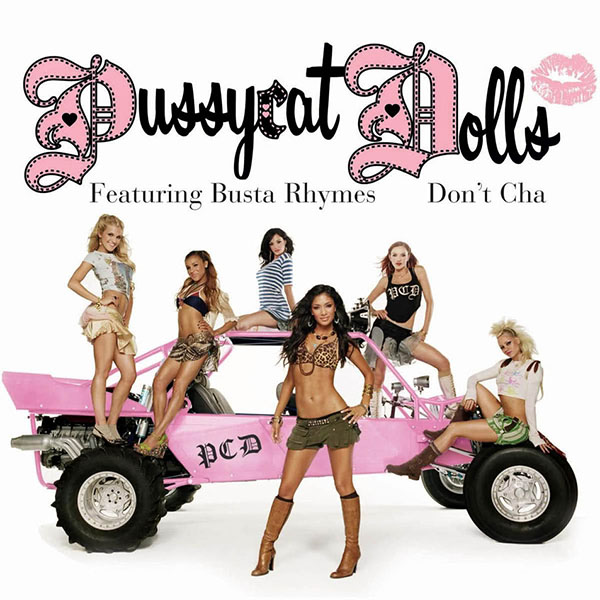 Capa de Don't Cha Pussycat Dolls