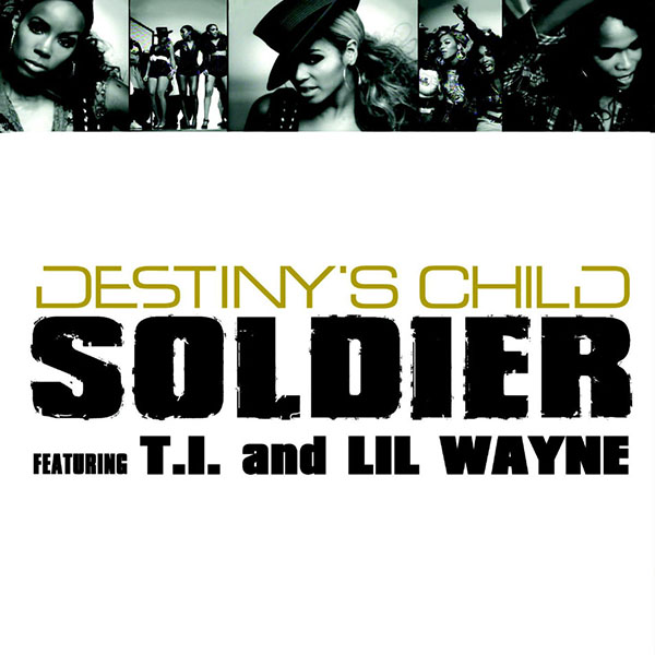 Capa de Soldier do Destiny's Child