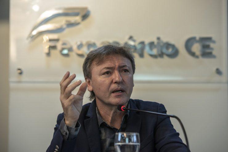 Maurício Filizola, presidente da Fecomércio Ceará, integra o Grupo de Trabalho Estratégico