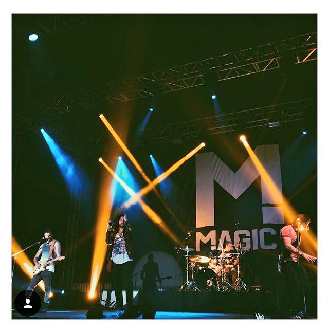 MAGIC! empolga Fortaleza - Respirando Música : Respirando ...