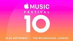 apple music festival 10